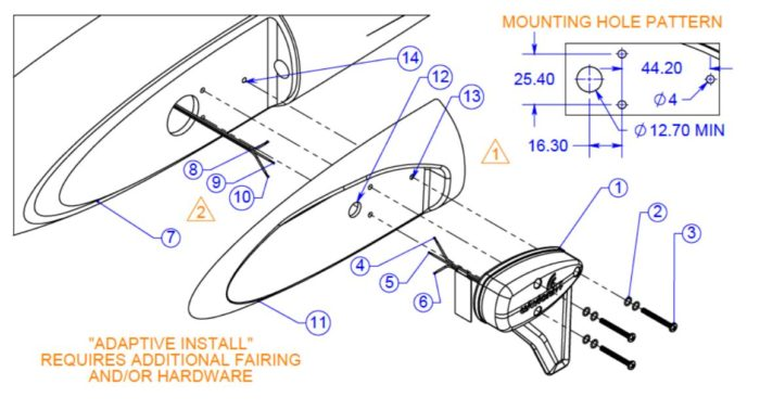 Adaptive-fairing-diagram