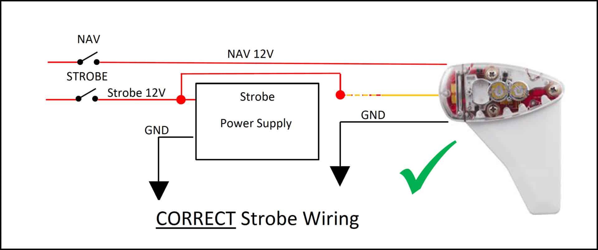 whelen power supply wiring diagram strobe wiring diagram uavionix  strobe wiring diagram uavionix